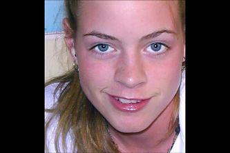 18 yo Jenny Brit 2001 coed in uniform (Look At Yourself)